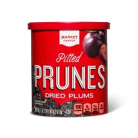Pitted Prunes - 18oz - Market Pantry™