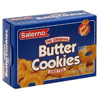 Salerno The Original Butter Cookies - 8 oz