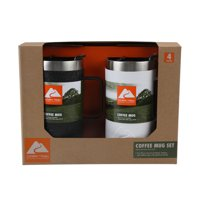 Ozark Trail Coffee Mug Set, 20 Oz., 2 Pack