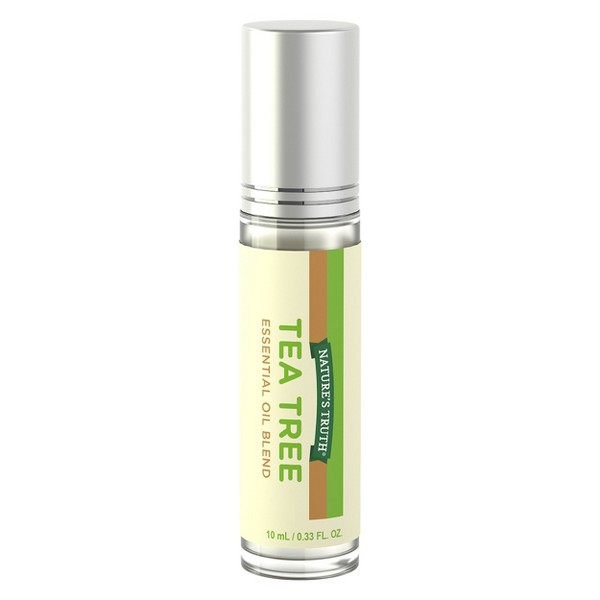Nature's Truth Tea Tree Roll-On Aromatherapy Essential Oil - 0.33 fl oz