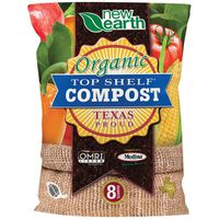 New Earth Compost, Organic