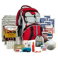 Wise Food 5 Day Survival Back Pack - Red