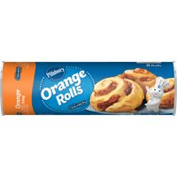 Pillsbury Orange Rolls With Icing, 8 Count, 13.9 oz