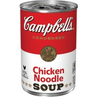 Campbell's Condensed Chicken Noodle Soup, 10.75 oz. Can