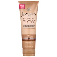 Jergens Natural Glow Daily Moisturizer Fair to Medium, 7.5 FL OZ