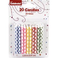 Way to Celebrate Solid Diamond Candles