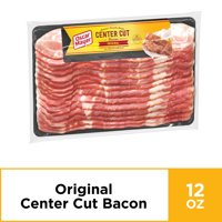 Oscar Mayer Center Cut Bacon, 12 oz Vacuum Pack