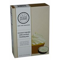 Just In Time Gourmet Cupcake Coconut Mix