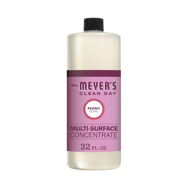 Mrs. Meyer's Peony APC Concentrate Cleaners - 32 fl oz