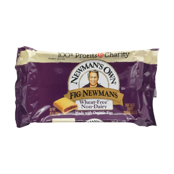Newman's own Wheat Free Dairy Free Fruit Filled Cookies, 10 oz
