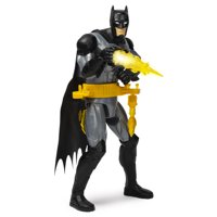 Batman 12-Inch Rapid Change Utility Belt Batman Deluxe Action Figure with Lights and Sounds