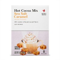 Sea Salt Caramel Hot Cocoa Mix - 8ct - Archer Farms™