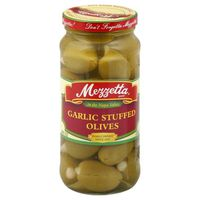 Mezzetta Mezzeta Olives, Garlic Stuffed, California, Jar