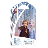 Frozen 2 Sticker Travel Book