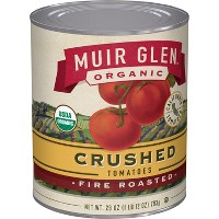 Muir Glen Fire Roasted Crushed - 28oz
