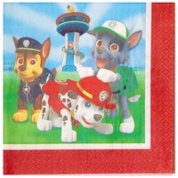 PAW Patrol Lunch Napkins, 16-Count