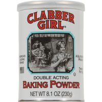Clabber Girl Double Acting Baking Powder
