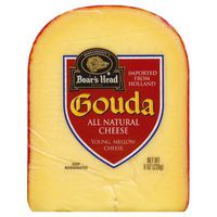 Boar's Head Cheese, Gouda