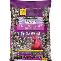 Pennington Ultra Fruit & Nut Blend, Wild Bird Seed and Feed, 14 lb. bag