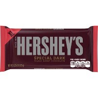 HERSHEY'S Special Dark Mildly Sweet Chocolate - 4.25oz