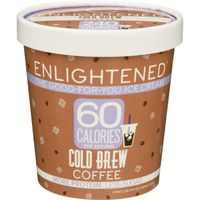 Enlightened Ice Cream Cold Brew Coffee