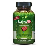 Irwin Naturals Beet Root Red Dietary Supplement Softgels - 60ct