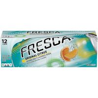 Fresca Citrus Fridge Pack Soda