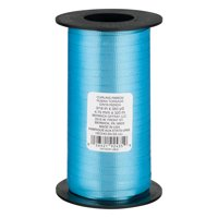 Berwick Curling Ribbon Light Blue - 350 Yards, 350.0 YARDS
