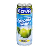 Goya Coconut Water, With Pulp, 17.6 Fl Oz, 1 Count