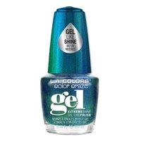L.A. COLORS Color Craze Gel Nail Polish, CNL183 Fizzy
