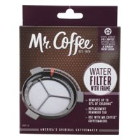Mr. Coffee Water Filter with Frame