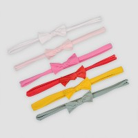 Baby Girls' 6pk Bow Nylon Headwrap - Just One You® made by carter's