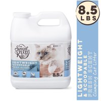 Special Kitty Lightweight & Scoopable Clumping Cat Litter, Fresh Scent, 8.5 lb