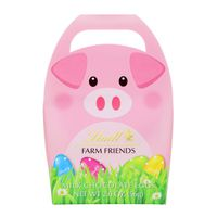 Lindt Farm Friends Precious Pig Easter Carrier Gift