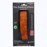 Foppen Traditional Hot Smoked Salmon