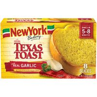 New York Style The Original with Real Garlic New York Bakery The Original Texas Toast with Real Garlic