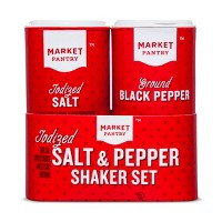 Salt & Pepper Shakers - 5oz - Market Pantry™
