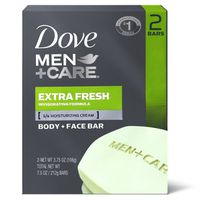 Dove Men+care 3 In 1 Cleanser For Body, Face, And Shaving Extra Fresh