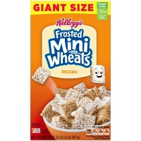 Frosted Mini Wheats Original Breakfast Cereal - 32oz - Kellogg's