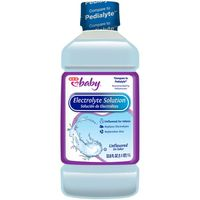 H-E-B Unflavored Baby Pediatric Electrolytes Oral Rehydration Solution
