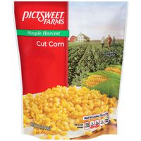 Simple Harvest Cut Corn, Stand Up Bag