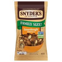 Snyder's Pretzels, Sourdough Nibblers, 16 Ounce Bag