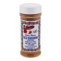 Fiesta Taco Seasoning, Extra Fancy