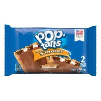 Kellogg Pop-tarts Frosted Smores - 2ct