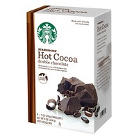 Starbucks Double Chocolate Hot Cocoa Mix - 8ct