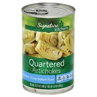 Signature Artichokes, Quartered