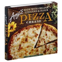 Amy's Frozen Cheese Pizza, Hand-Stretched Crust, Full Size