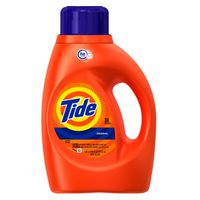 Tide HE Turbo Clean Liquid Laundry Detergent