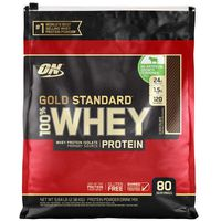 Optimum Nutrition Gold Standard 100% Whey Chocolate, 5.64 lbs