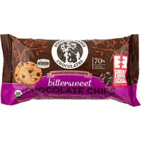 Equal Exchange Bittersweet Organic 70 Cacao Chocolate Chips